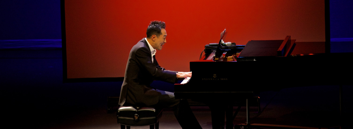 Alpin Hong: Chasing Chopin - March 9 In Dubuque, IA