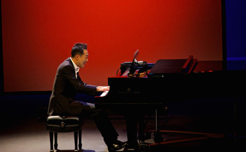 Alpin Hong performs the music of Chopin in Wickenburg, Arizona